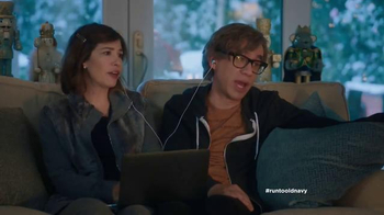 Old Navy TV Spot, 'Double the Gifts!' Feat. Carrie Brownstein, Fred Armisen - Thumbnail 6