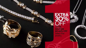 Macy's One Day Sale TV Spot, 'Jewelry Deals' - Thumbnail 3