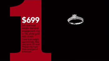 Macy's One Day Sale TV Spot, 'Jewelry Deals' - Thumbnail 4