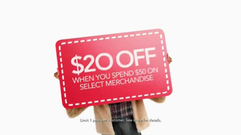 Macy's One Day Sale TV Spot, 'Day of Savings' - Thumbnail 5