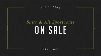 JoS. A. Bank Super Weekend Sale TV Spot, 'BOGO Suits and Sportcoats' - Thumbnail 2