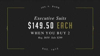 JoS. A. Bank Super Weekend Sale TV Spot, 'BOGO Suits and Sportcoats' - Thumbnail 5