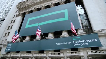 New York Stock Exchange TV Spot, 'Hewlett Packard Enterprise' - Thumbnail 5