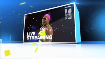 Tennis Channel Plus TV Spot, 'Live Streaming Down Under' - 102 commercial airings