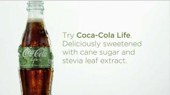Coca-Cola Life TV Spot, 'New Year' - Thumbnail 7