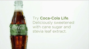 Coca-Cola Life TV Spot, 'New Year' - Thumbnail 8