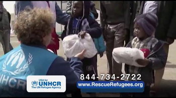 UNHCR TV Spot, 'Keeping People Safe'