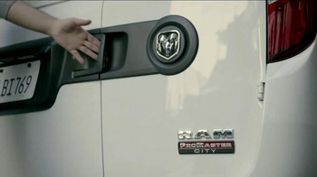 2016 Ram ProMaster City TV Spot, 'Speaks Volumes' - Thumbnail 2