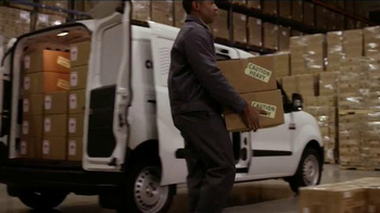 2016 Ram ProMaster City TV Spot, 'Speaks Volumes'