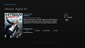 XFINITY On Demand TV Spot, 'Hitman: Agent 47' - Thumbnail 8
