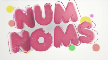 Num Noms TV Spot, 'The Cutest Mini Food Dishes' - Thumbnail 1