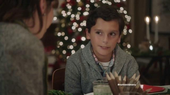 Old Navy TV Spot, 'Kids' Table' Featuring Carrie Brownstein, Fred Armisen - Thumbnail 9