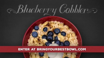 Quaker TV Spot, 'Bring Your Best Bowl Contest'