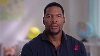St. Jude Children's Research Hospital TV Spot, 'Thanks and Giving: Strahan' - Thumbnail 1