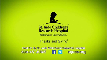 St. Jude Children's Research Hospital TV Spot, 'Thanks and Giving: Strahan' - Thumbnail 8