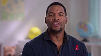 St. Jude Children's Research Hospital TV Spot, 'Thanks and Giving: Strahan' - Thumbnail 2
