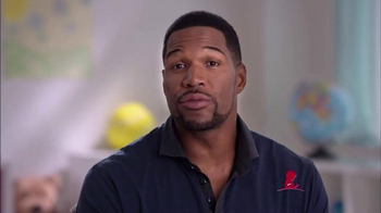 St. Jude Children's Research Hospital TV Spot, 'Thanks and Giving: Strahan' - Thumbnail 3