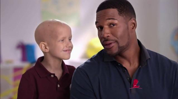 St. Jude Children's Research Hospital TV Spot, 'Thanks and Giving: Strahan' - Thumbnail 5