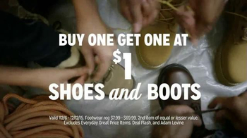 Kmart TV Spot, 'Shoes and Boots' - Thumbnail 4