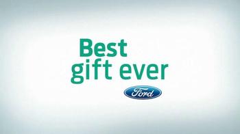 Ford Holiday Sales Event TV Spot, 'Holiday Bonus Cash' - Thumbnail 7