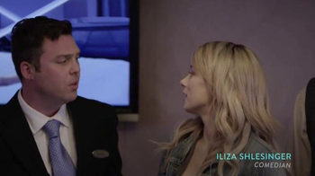 Hyatt Regency TV Spot, 'Comedy Central: New Material' Ft. Iliza Shlesinger - Thumbnail 2