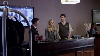 Hyatt Regency TV Spot, 'Comedy Central: New Material' Ft. Iliza Shlesinger - Thumbnail 3