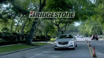 Bridgestone DriveGuard Tires TV Spot, 'Unstoppable' Featuring Will Arnett - Thumbnail 7