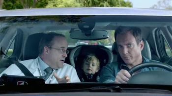 Bridgestone DriveGuard Tires TV Spot, \'Unstoppable\' Featuring Will Arnett