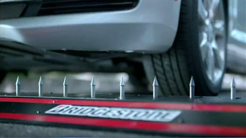 Bridgestone DriveGuard Tires TV Spot, 'Unstoppable' Featuring Will Arnett - Thumbnail 3