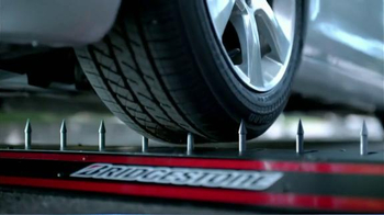Bridgestone DriveGuard Tires TV Spot, 'Unstoppable' Featuring Will Arnett - Thumbnail 4