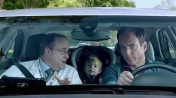 Bridgestone DriveGuard Tires TV Spot, 'Unstoppable' Featuring Will Arnett