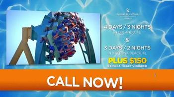 Summer Bay Orlando Winter Special TV Spot, 'Get Away' - Thumbnail 3