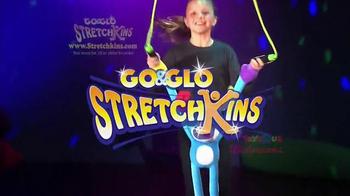 Go & Glo StretchKins TV Spot, 'Flash and Glow' - Thumbnail 1