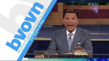 Kenneth Copeland Ministries TV Spot, 'Believer's Voice of Victory Network'