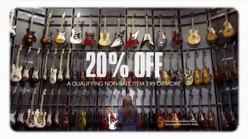 Guitar Center Holiday Savings TV Spot, 'Gifts' - 451 commercial airings