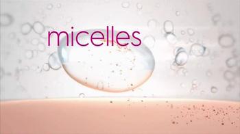Garnier SkinActive Micellar Cleansing Water TV Spot, 'New Way to Cleanse' - Thumbnail 4