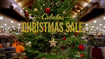 Cabela's Christmas Sale TV Spot, 'Pistols and Ammo' - Thumbnail 3