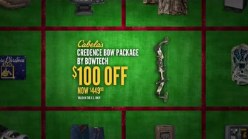 Cabela's Christmas Sale TV Spot, 'Pistols and Ammo' - Thumbnail 5