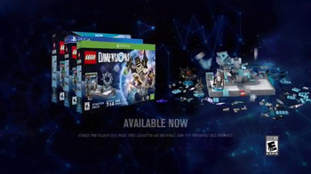 LEGO Dimensions TV Spot, 'Heroes Join Forces' - Thumbnail 8