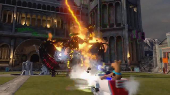 LEGO Dimensions TV Spot, 'Heroes Join Forces' - Thumbnail 6