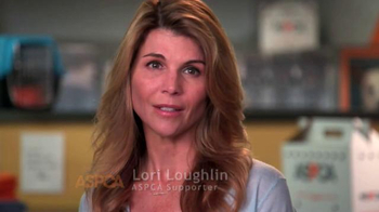 ASPCA TV Spot, 'This Holiday Season' Featuring Lori Loughlin - Thumbnail 4