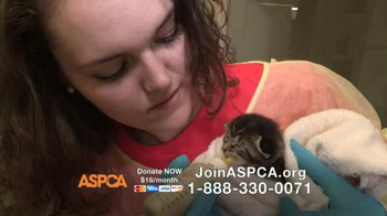 ASPCA TV Spot, 'This Holiday Season' Featuring Lori Loughlin