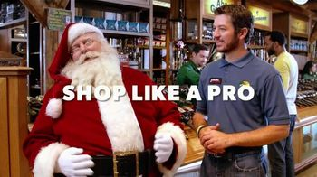 Bass Pro Shops Christmas Sale TV Spot, 'The North Face Hoodies'