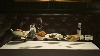 Carl's Jr. Steakhouse Thickburger TV Spot, 'Table Setting' Song by Pantera - Thumbnail 2