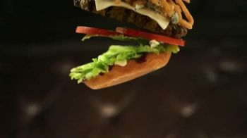 Carl's Jr. Steakhouse Thickburger TV Spot, 'Table Setting' Song by Pantera - Thumbnail 6