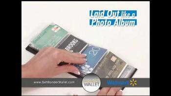 Wonder Wallet TV Spot, 'Slim & Compact'