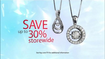 Kay Jewelers Save the Best for Last Event TV Spot, 'The Time' - Thumbnail 2