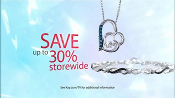 Kay Jewelers Save the Best for Last Event TV Spot, 'The Time' - Thumbnail 3