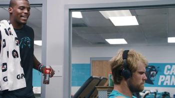 Gatorade Recover TV Spot, 'Lucky Tank' Featuring Cam Newton, Greg Olsen - Thumbnail 2