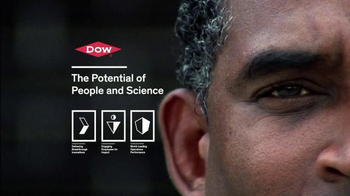 Dow TV Spot, \'Unlocking the Potential of People and Science\'